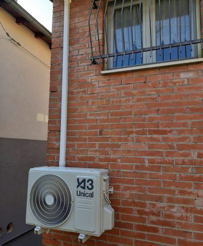 Unità esterna climatizzatore YA3